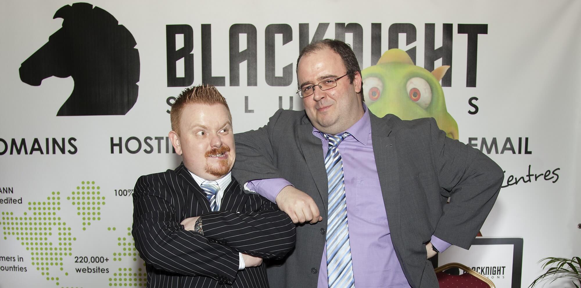 Why Blacknight Backs Fadas in IE Domain