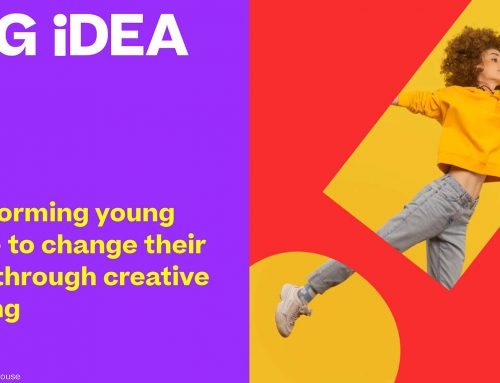 Blacknight Sponsors The Big Idea: Young People Changing the World through Creative Thinking