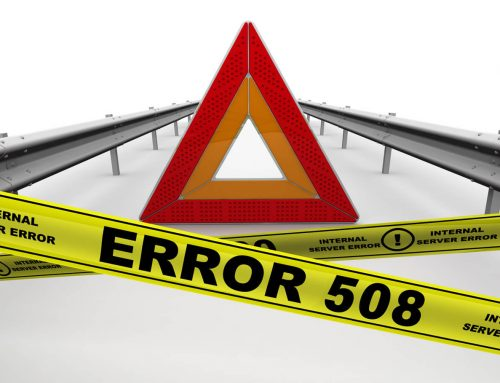 What Happens When You Hit Your Resource Limits on Shared Hosting (Error Code 508)?