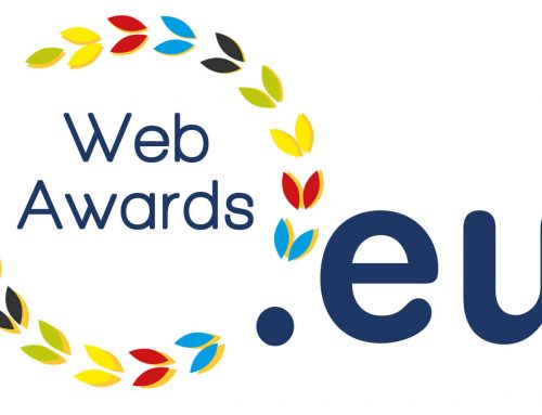 Entries Open for The .EU Web Awards 2021