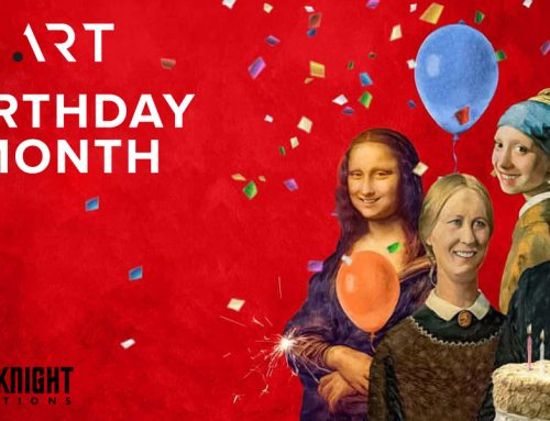 Celebrate the Birthday of .ART with a Massive Discount