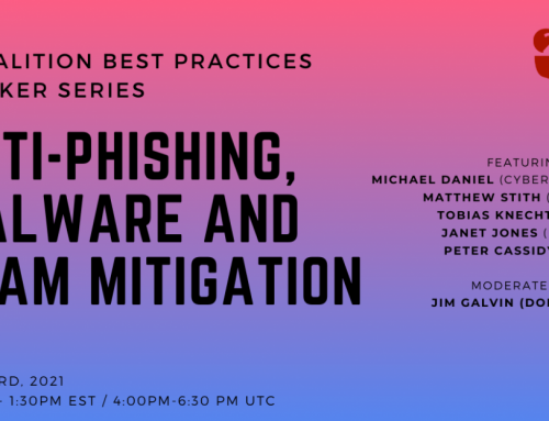Check out 2 Upcoming i2Coalition Webinars Worth Attending! Learn about Phishing, Malware and Spam