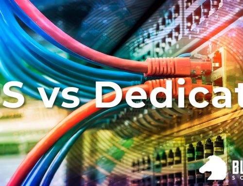When to choose a VPS versus when to choose a dedicated server