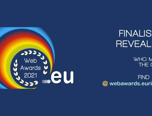 Finalists of the .EU Web Awards 2021 Announced